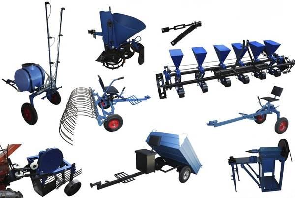 оборудование для огорода