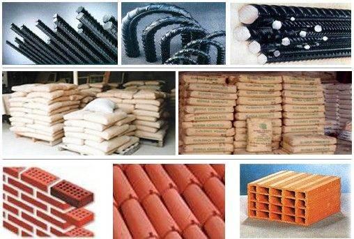 материалы для стройки